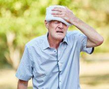 Síntomas que deberían  preocuparte  si te ves  impactado por la ola de calor