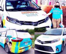 Toyota aprovecha el poder de la  movilidad para extender las vacunas  contra la COVID-19 a personas confinadas  a sus hogares de 13 estados