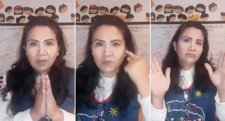 Niños burros: la dolorosa verdad revelada por una maestra en México