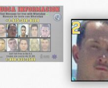 Sospechosos de homicidio y narcotráfico:  los 10 fugitivos más buscados en la frontera