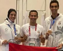 Óscar Salazar, el entrenador mexicano que le dio  a Egipto dos medallas de Bronce en Taekwondo