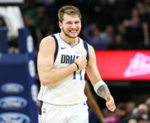 Dallas County officials declare  July 6, 2021, as Luka Dončić Day