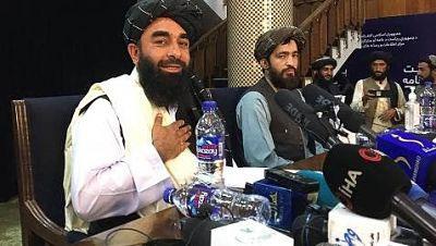 """Los talibanes declaran una """"amnistía general"""" tras conquistar Afganistán"""
