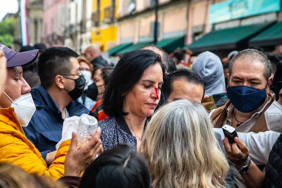 Policías de CDMX agreden a alcaldesa electa de Álvaro Obregón; serán suspendidos: SSC