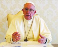 """""""De Ti Depende"""": Papa Francisco"""