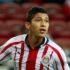 Chivas anuncia la  renovación de su centro  delantero Ángel Zaldívar