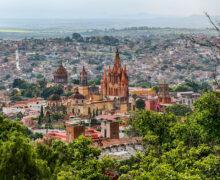 San Miguel de Allende,  la mejor ciudad del mundo para visitar