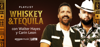 """Amazon Music LAT!N conecta los géneros country y regionales mexicanos con el lanzamiento de la playlist """"Whisky & Tequila"""""""
