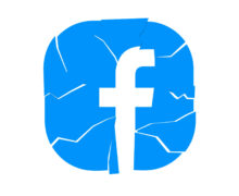 Facebook  no es tan  fuerte como  creíamos