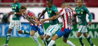¿Y estas Chivas? El Guadalajara rompe el 'maleficio' y golea al León
