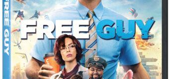 FREE GUY la movie, ya la puede adquirir!